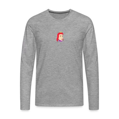 queen - Camiseta de manga larga premium hombre