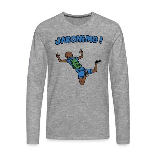 q1J5uWU png - T-shirt manches longues Premium Homme