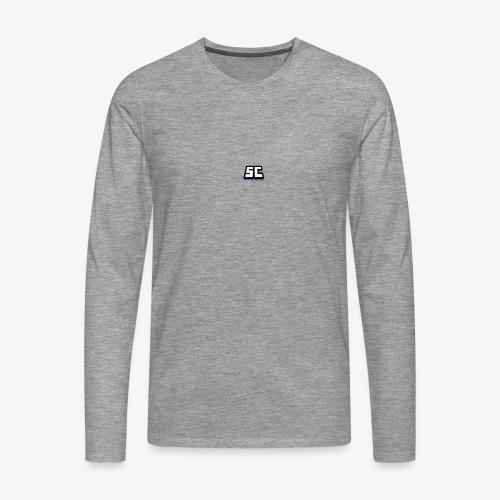 Swedencraft - Långärmad premium-T-shirt herr