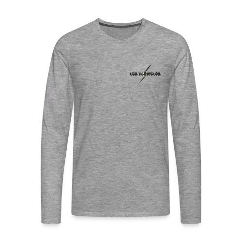 lOGO LES CLIMBEURS 2019_0 - T-shirt manches longues Premium Homme