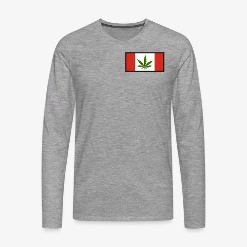 Canabas - Men's Premium Longsleeve Shirt