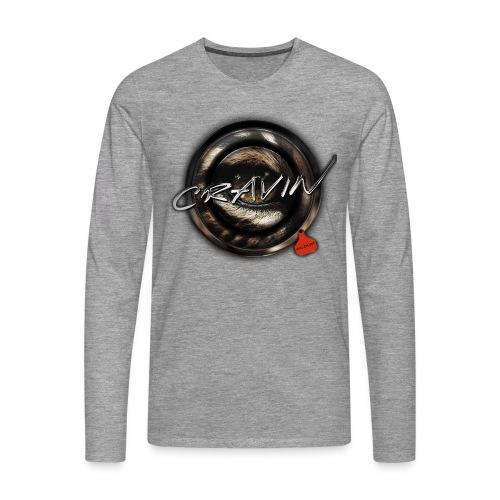 wildcat Kopie png - Men's Premium Longsleeve Shirt