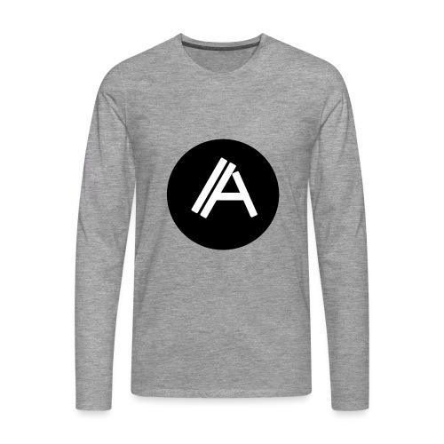 Logo Andyboy - Männer Premium Langarmshirt
