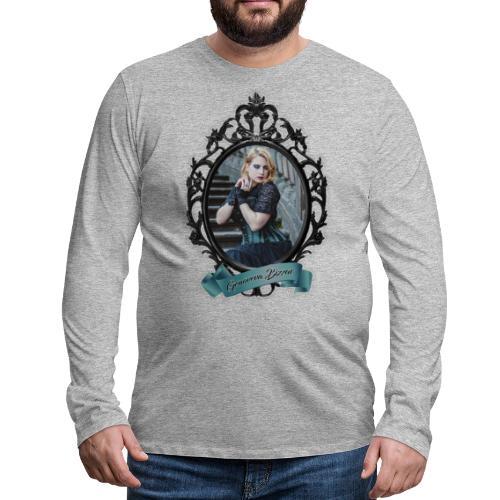 Genoveva Bizzar MOTY 2019 Two Sided Graphics - Men's Premium Longsleeve Shirt