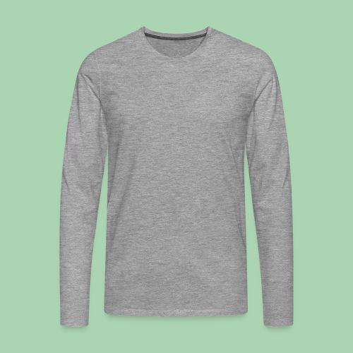 cpt mike red Copy png - Men's Premium Longsleeve Shirt