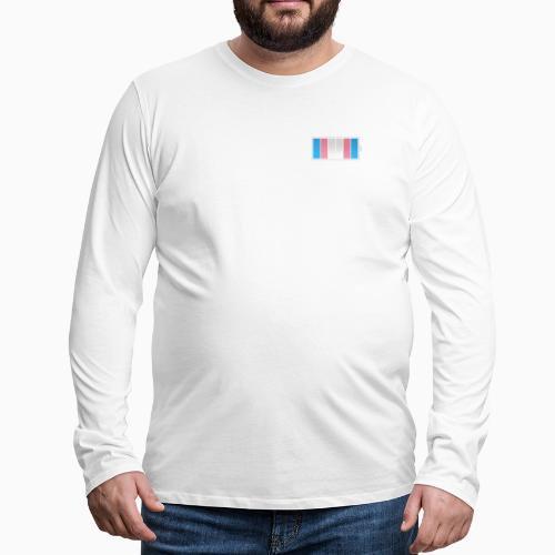 Transsexually fully charged - Men's Premium Longsleeve Shirt
