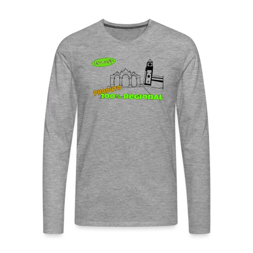 City Gates - Men's Premium Longsleeve Shirt