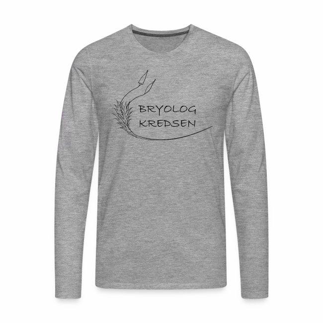 Bryologkredsen - sort logo