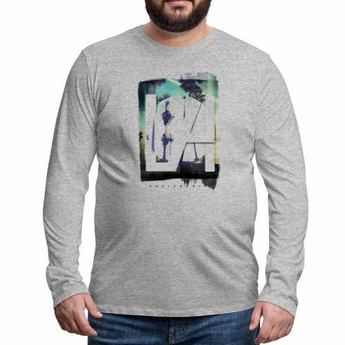 LA California - Men's Premium Longsleeve Shirt