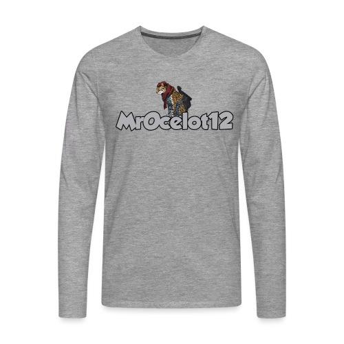 Sans titre 4 png - T-shirt manches longues Premium Homme