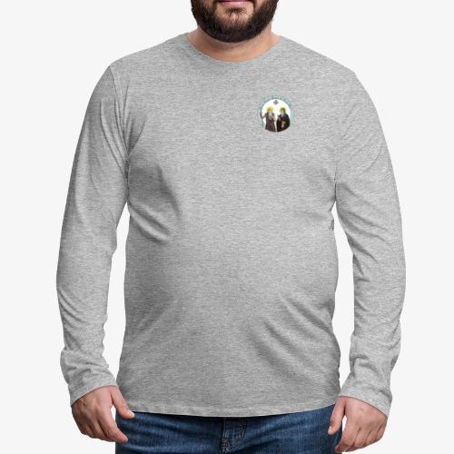 logo de l'eglise - T-shirt manches longues Premium Homme