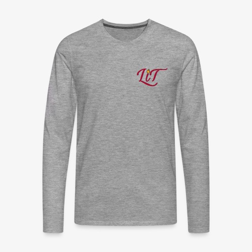 LiT CO Logo #1 - Men's Premium Longsleeve Shirt