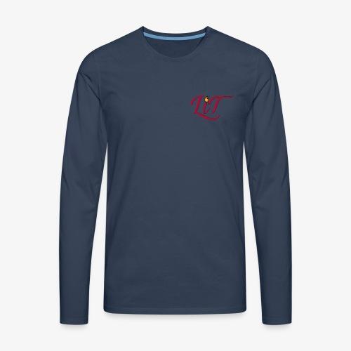 LiT CO Logo #1 - Men's Premium Longsleeve Shirt