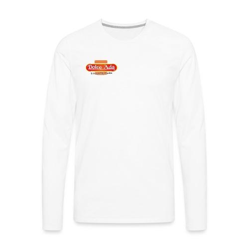DolceAda il gusto della qualità - Maglietta Premium a manica lunga da uomo