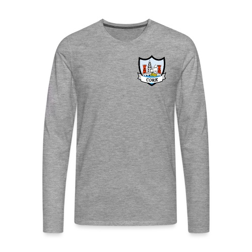 Cork - Eire Apparel - Men's Premium Longsleeve Shirt