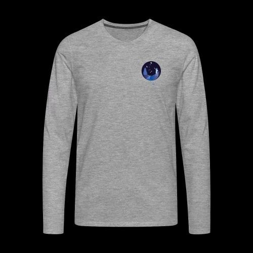 Stars4All - Camiseta de manga larga premium hombre