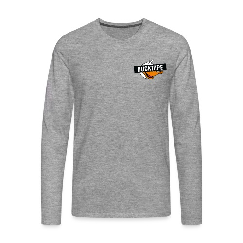 Ducktape classic - T-shirt manches longues Premium Homme