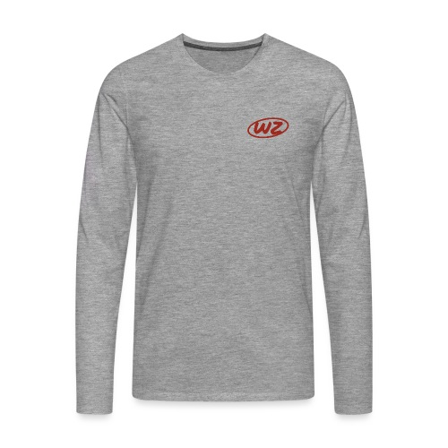 WeeZers Series 1 Simple - Men's Premium Longsleeve Shirt