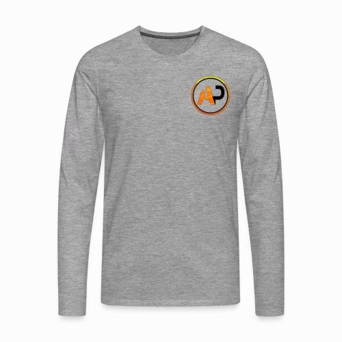 aaronPlazz design - Men's Premium Longsleeve Shirt