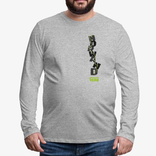 Norwand - Heckmair 1938 - Men's Premium Longsleeve Shirt