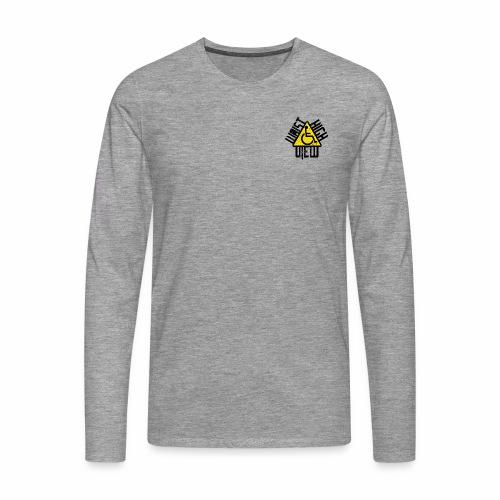 WaistHighView Wrapped Re - Men's Premium Longsleeve Shirt