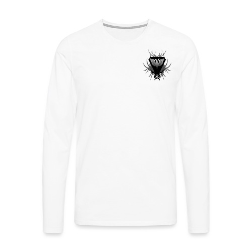 Unsafe_Gaming - Mannen Premium shirt met lange mouwen