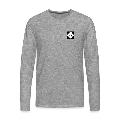 G97 - Männer Premium Langarmshirt
