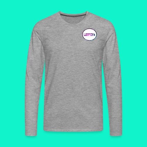 Ppsl - Mannen Premium shirt met lange mouwen