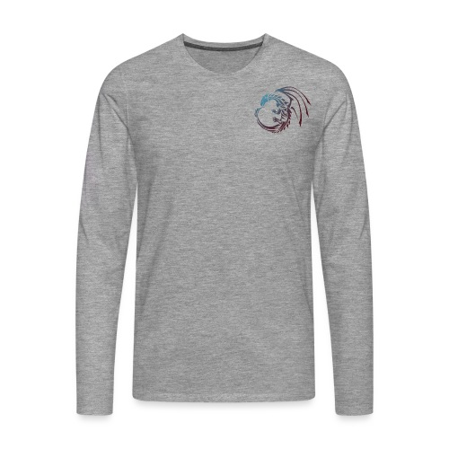 color Dragon - Men's Premium Longsleeve Shirt