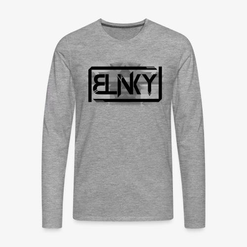 Blinky Compact Logo - Men's Premium Longsleeve Shirt