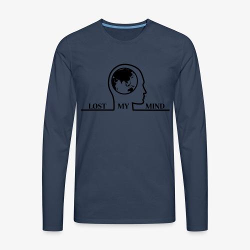 LOSTMYMIND - Men's Premium Longsleeve Shirt