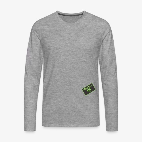 Flattsen - Männer Premium Langarmshirt