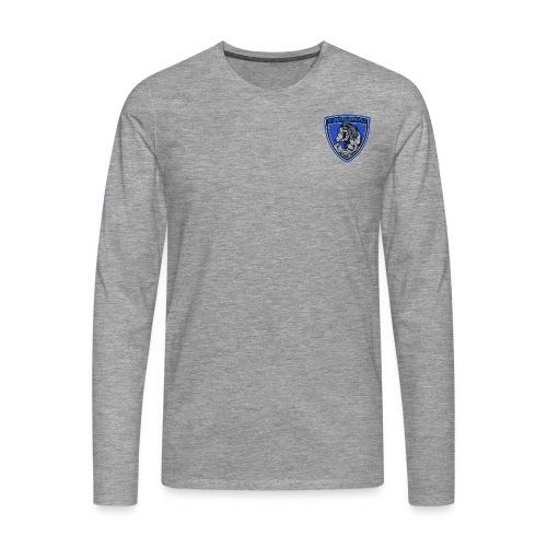 SweaG - Långärmad premium-T-shirt herr