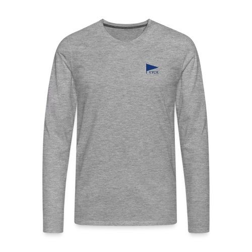 KYCK - element flag - Männer Premium Langarmshirt