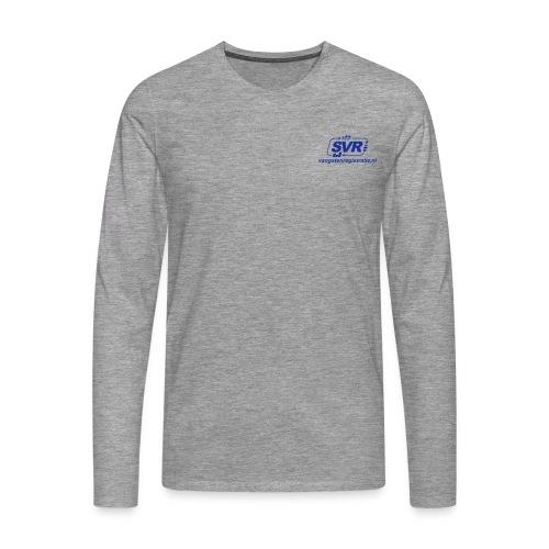SVR webshop - Mannen Premium shirt met lange mouwen