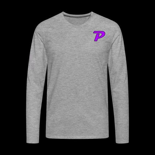 pandzyz - Premium langermet T-skjorte for menn