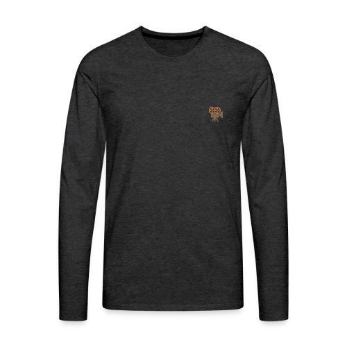 Mad Media Logo - Men's Premium Longsleeve Shirt