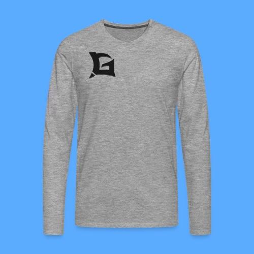 Test - Men's Premium Longsleeve Shirt