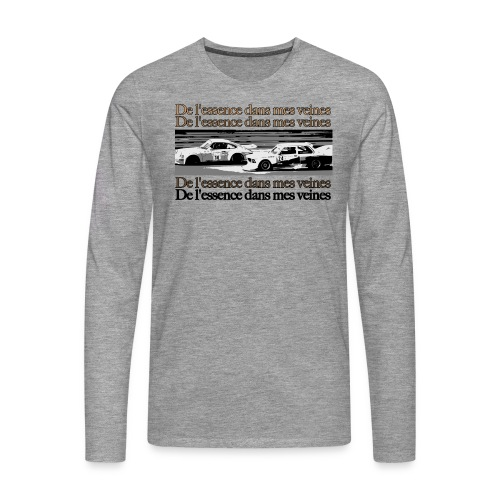 DLEDMV - Vintagerace#1 - T-shirt manches longues Premium Homme