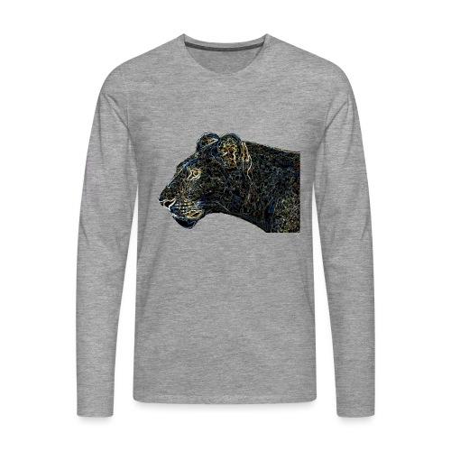 Lioness - Men's Premium Longsleeve Shirt