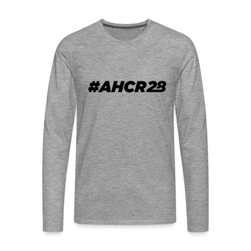 ahcr28 - Men's Premium Longsleeve Shirt