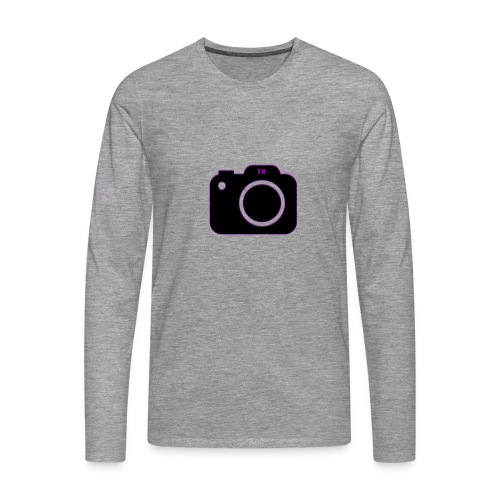 FM camera - Men's Premium Longsleeve Shirt