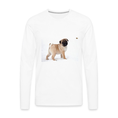 walker family pug merch - Men's Premium Longsleeve Shirt