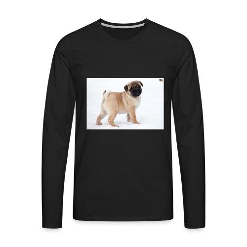 walker family pug merch - Men's Premium Longsleeve Shirt