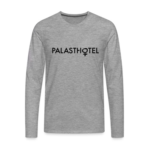 Palasthotel EMMA - Männer Premium Langarmshirt