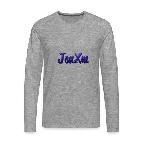 JenxM - Men's Premium Longsleeve Shirt