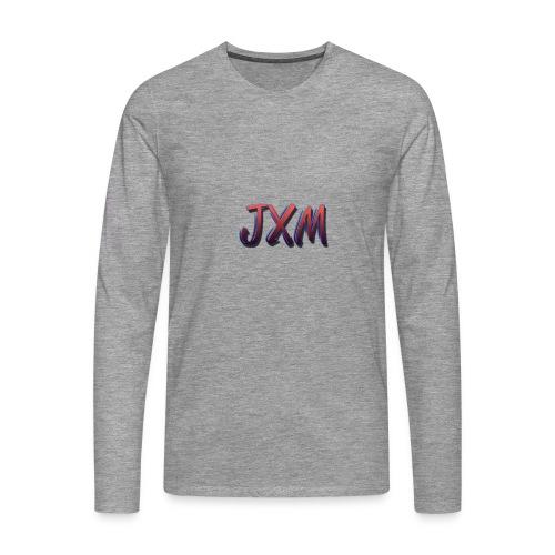 JXM Logo - Men's Premium Longsleeve Shirt