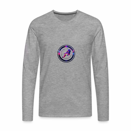 Limited Edition Logo - Männer Premium Langarmshirt