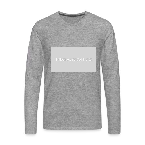 C3AB1D91 9BFF 4ACD 9AFF B33057A50BA8 - Långärmad premium-T-shirt herr