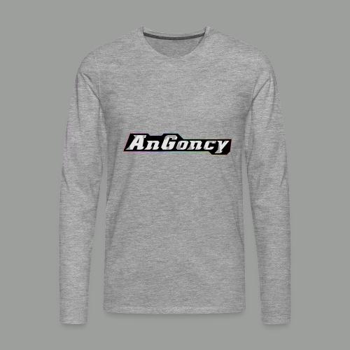 My new limited logo - Men's Premium Longsleeve Shirt